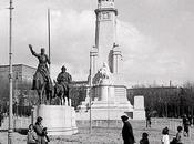 Fotos antiguas Madrid: Plaza España (1920)