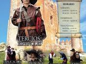 RECREACIÓN HISTÓRICA Siglo XVII Castillo Alcalá Júcar