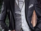 Traje novio botones, media etiqueta, sastreria italiana elegante corte slim