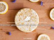 primer jabón casero aceite oliva limón