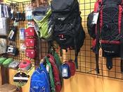 Bronwsea, tienda donde equiparte para acampada.