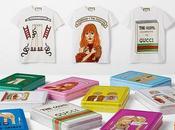 """Ilustración moda: camisetas """"limited edition"""" Angelica Hicks para Gucci"""
