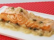 Salmón cava, receta pescado fácil