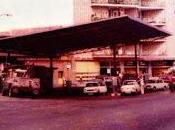 Gasolinera pueblo 80's