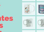 adorables tazas para lectores