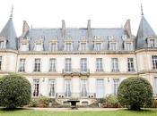 Inspiración romántica castillo francés