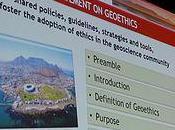 Declaración Ciudad Cabo sobre Geoética será adoptada Perú