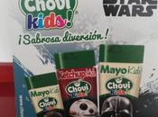 ChovíKids, nuevas salsas Choví para peques peques!