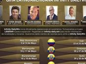 Infinity DailyWin continúa Ecuador gira presentación latinomérica