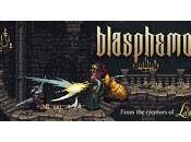 Arranca campaña Kickstarter 'Blasphemous' enorme éxito