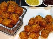 Deliciosas Palomitas pollo estilo KFC, caseras súper fácil