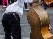 London (Portobello): Street music