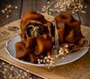 Bizcocho chocolate baileys