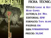 Reseña: Locke Vol. Head Games, Hill Gabriel Rodríguez