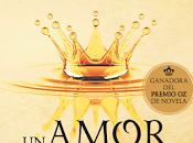 Reseña# AMOR REAL MARIÓN MARQUEZ