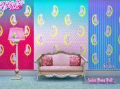 Sailor Moon Wall (TS4)