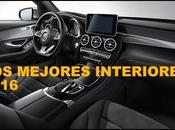 mejores interiores coches 2016