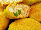 Nuggets tofu verduras