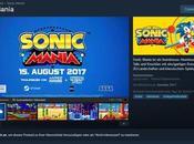 Sonic Mania llegaría agosto según Steam