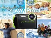 Cámara fotos acuática Fujifilm FinePix XP80