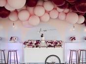 fiesta llena globos