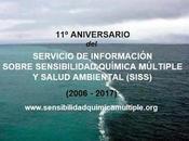 ANIVERSARIO Servicio Información sobre Sensibilidad Química Múltiple Salud Ambiental (2006-2017)