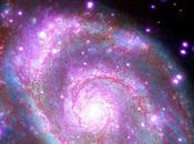 diferentes formas galaxias espirales según perspectiva.