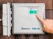 Nuevo programador Pro-HC capacidad Wi-Fi software línea Hydrawise. Hunter