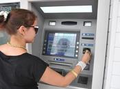 Banca móvil: cajero automático celular