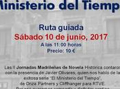 Ruta guiada: Madrid Ministerio Tiempo. Reserva entradas