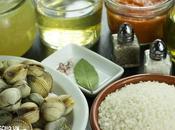 Receta arroz berberechos