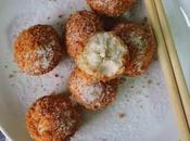 Hungarian Túrógomboc esta toque limón video receta