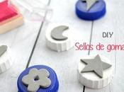 DIY: Sellos goma