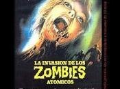 invasión Zombies Atómicos, acabaron vacaciones