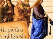 Pedro como cabeza apóstoles Concilios Éfeso Calcedonia.