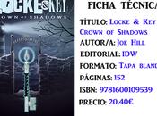 Reseña: Locke Vol. Crown Shadows, Hill Gabriel Rodríguez
