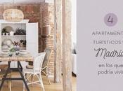 apartamentos turísticos Madrid podría vivir