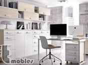 Muebles despacho: cómo decorar despachos pequeños