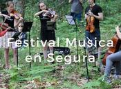 Fiestas España: Festival Música Segura