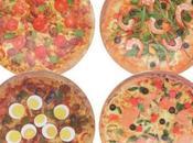 Tres regalos para amantes pizzas