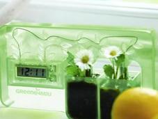 Innovación: Reloj funciona agua