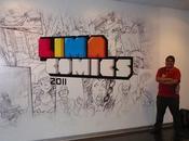 presentación oficial LIMACOMICS 2011