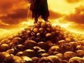 Espectacular póster movimiento 'Conan, Bárbaro