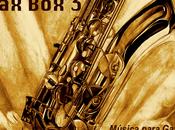 Algunos grandes saxofonistas.