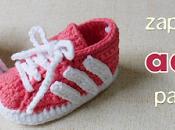 Variedad zapatitos para bebés crochet (son divinos!!)