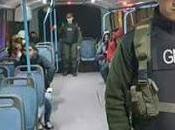 Córdoba militarizada: conflicto colectiveros cede