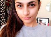 luce Khalifa característicos lentes maquillaje (+Fotos)