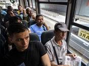 bordo autobús, telenoticiero rompe cerco comunicacional (fotos)