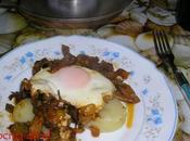 Fritada verduras magro huevos