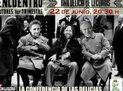 Encuentro entre autores lectores Murcia